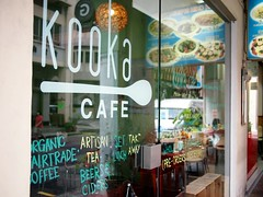 Kooka Cafe, Purvis Street