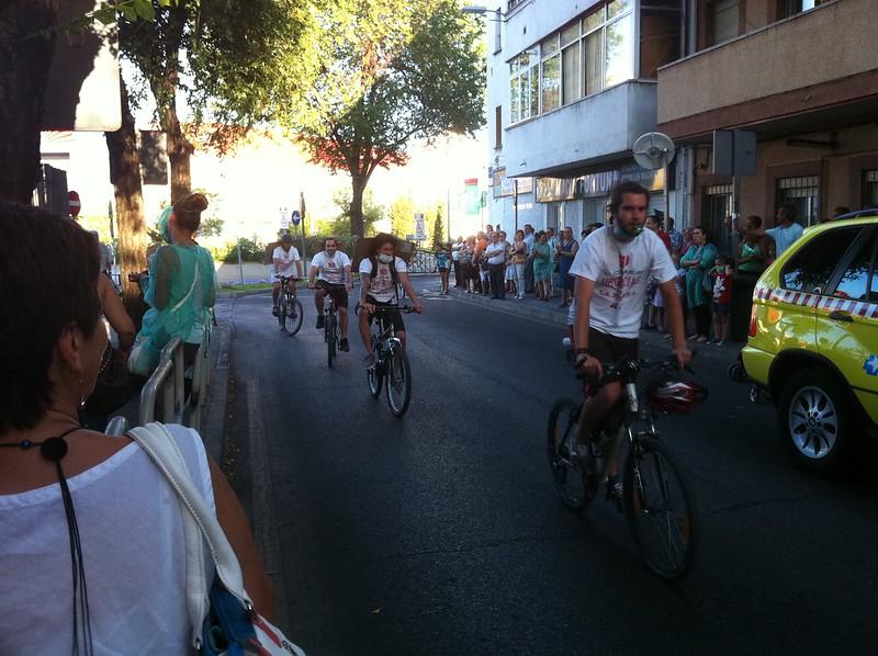 Protesta contra el cierre de urgencias en La Fortuna 4
