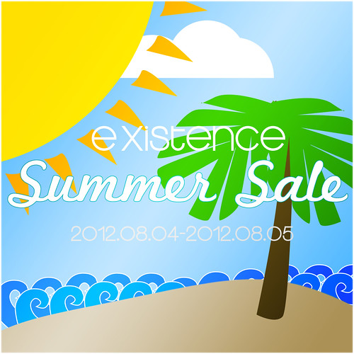 Summer Sale at Existence