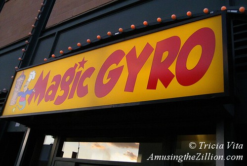 Magic Gyro