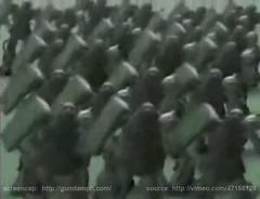 Zaku Gundam Style Music Video  Screencaps (1)