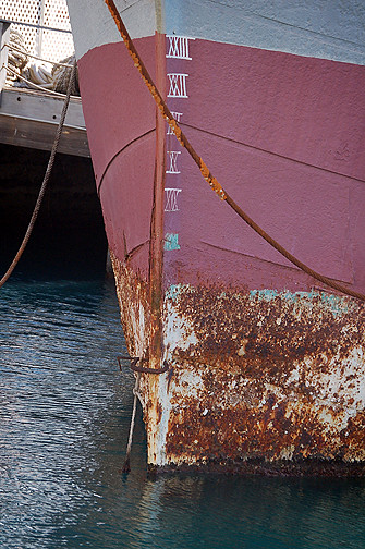 cutwater sort of port