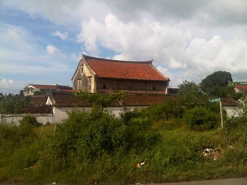 salah satu rumah antik di rembang
