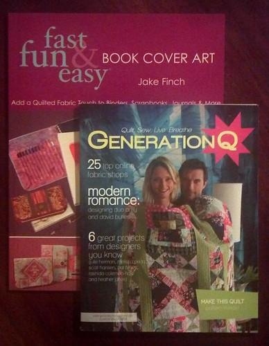 Generation Q Kickstarter Package