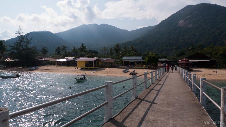 Paya Beach Tioman - 04