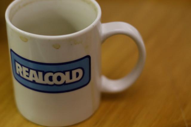 Monday: liar of a mug