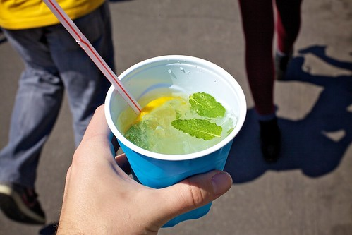 CicLAvia Lemonade