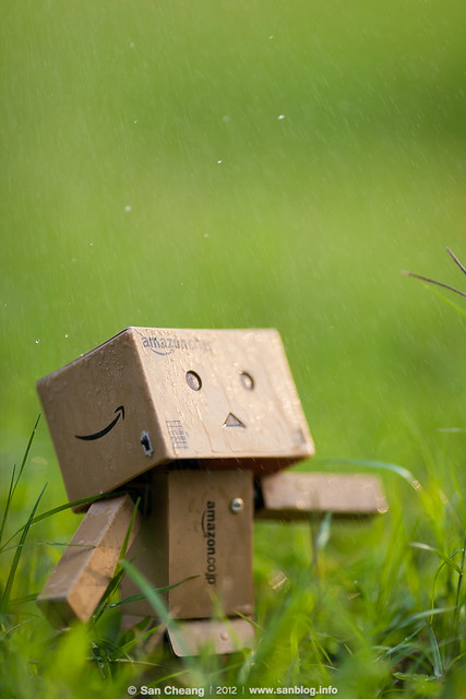 阿楞和四葉妹妹 - 下雨篇