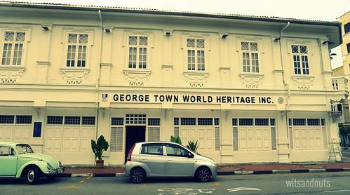 George town World Heritage, Penang, Malaysia