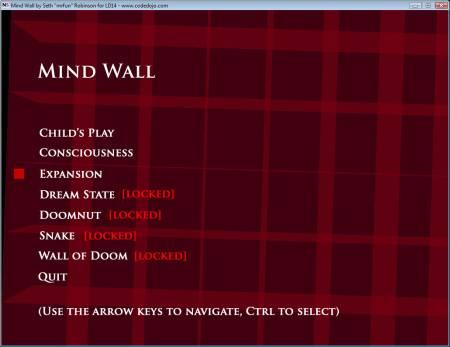 juego de windows mind wall