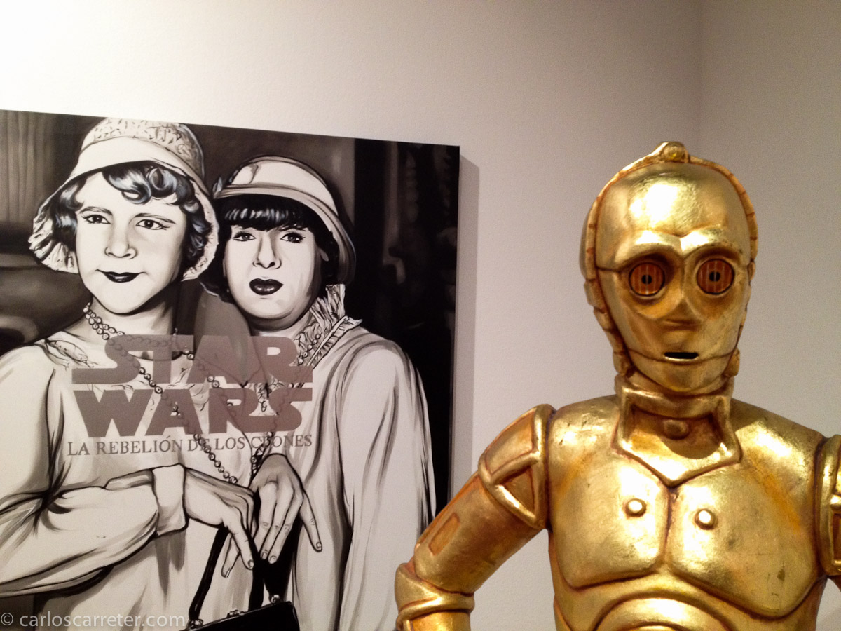 C3PO like it hot