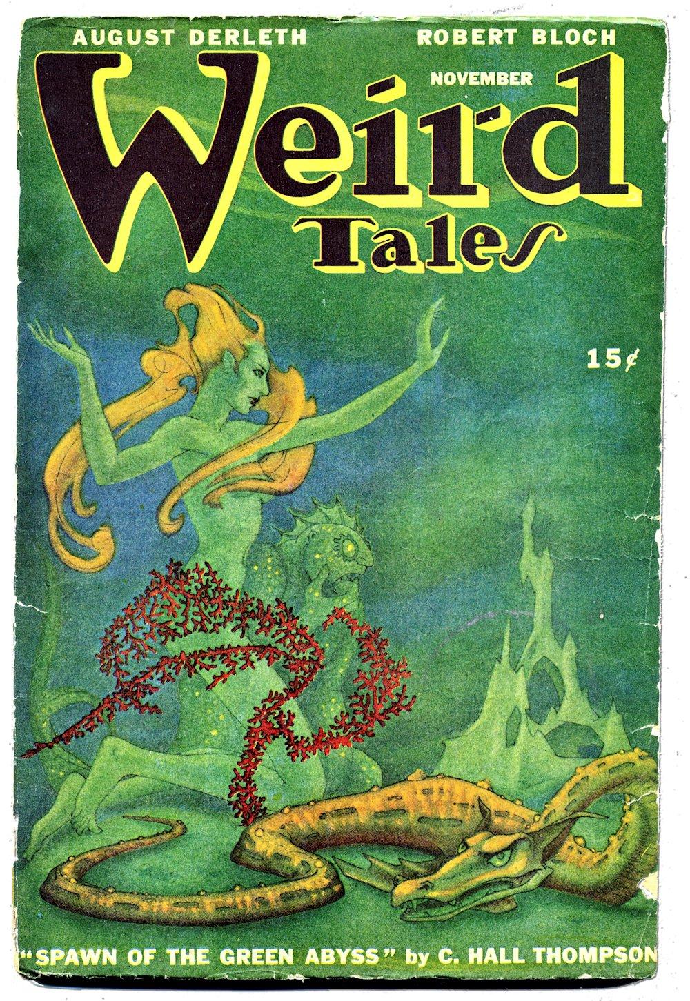 Weird Tales Boris Dolgov 1