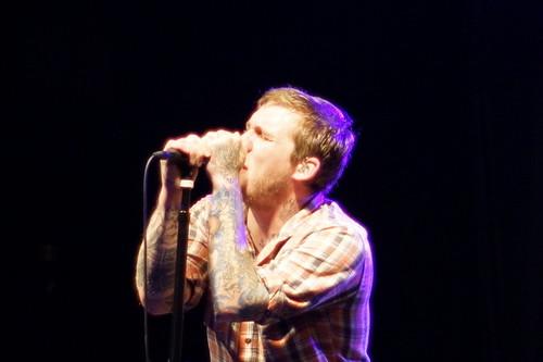 The Gaslight Anthem, Cat's Cradle, Carrboro NC, 07/19/12