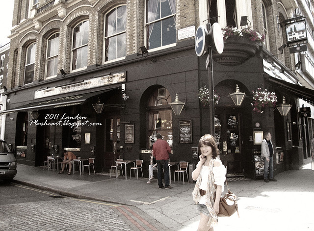 ▌London ▌ Covent Garden 我們真的又來了
