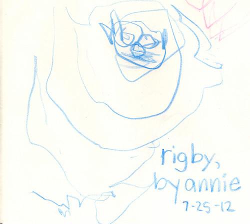 rigby, by annie