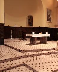Inside the Monastery Church 3