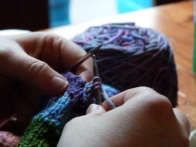 Pub Knitting