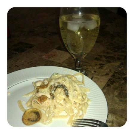 Dinner @ Kary's :)