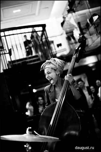 Esperanza Spalding by Gulnara Khamatova by Jazz Journalists Association