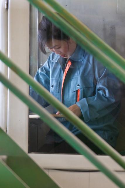 Nampo Glass Factory North Korea