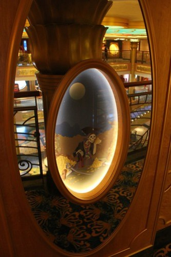 Pirates League night at Bibbidi Bobbidi Boutique - Disney Fantasy
