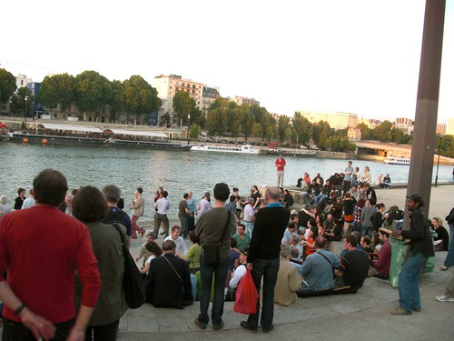 Dancing on the Seine