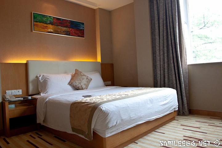 20120617 2012.06.17 Hua Yi Min Fu Hotel @ Zhuhai