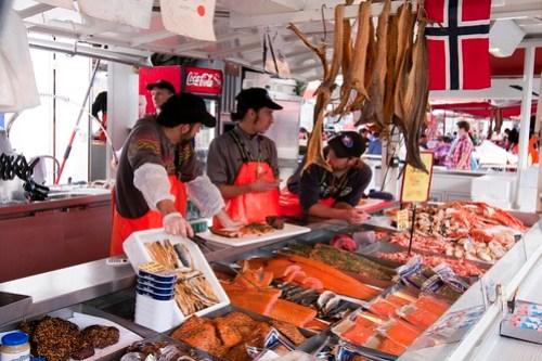 76 Mercado del Pescado Bergen