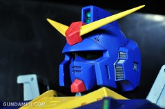 Banpresto RX-178 Mk-II TITANS Head (Bust) Display (21)