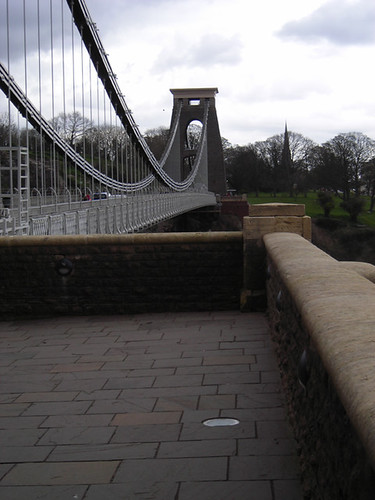 Clifton Suspension bridge 01
