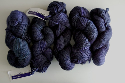 malabrigo- paris night