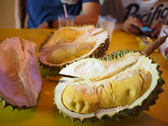 Durian Stall, Upper Serangoon Road
