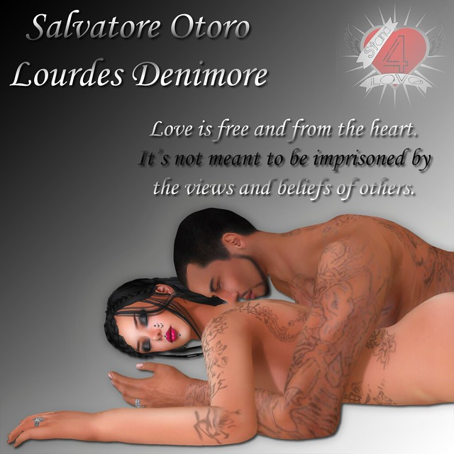 Stand4Love - Salvatore Otoro & Lourdes Denimore