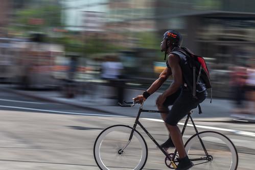 Cyclist by wwward0