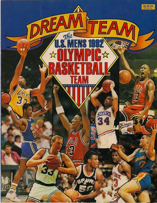 Dream Team magazine