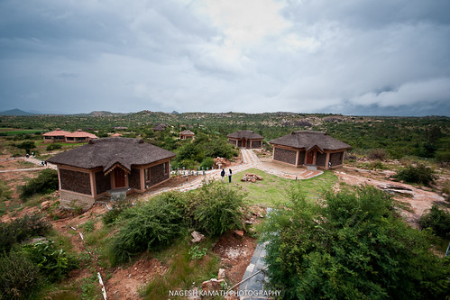 JLR Sloth Bear Resort Hampi