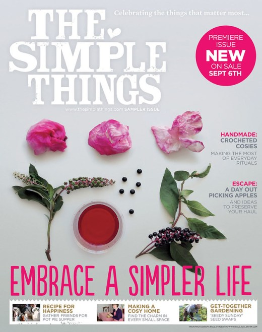 New! The Simple Things