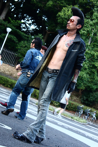 Harajuku Rockabilly