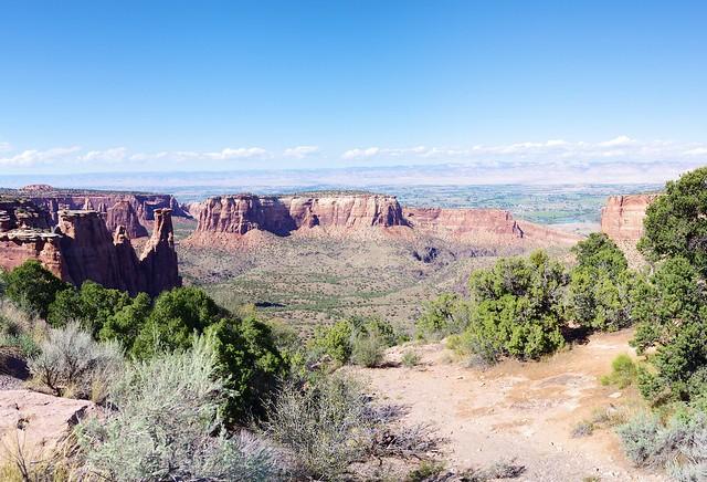 Colorado National Monument, Colorado, September 18, 2011