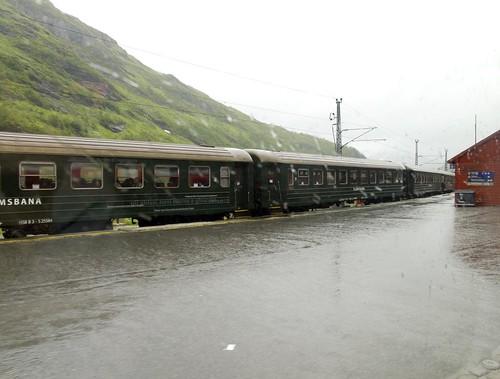 470 Myrdal Tren Oslo-Bergen