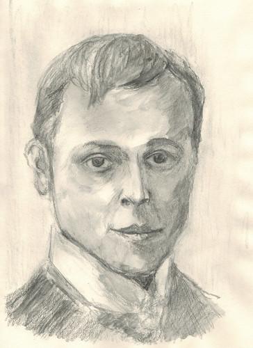 Alfred Kubin by husdant