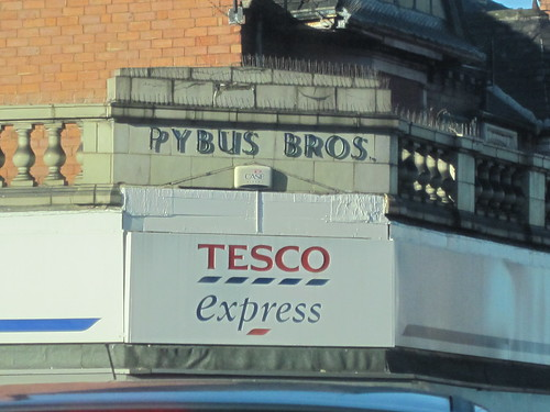 Pybus Brothers. Middlesbrough