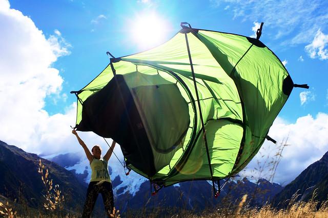 Halti tent and amazing New Zealand_IKILOMALLA travel blog_matkablogi (2)