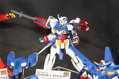 Upcoming Gundam AGE Model Kits Featured on Tokyo International Anime Fair 2012