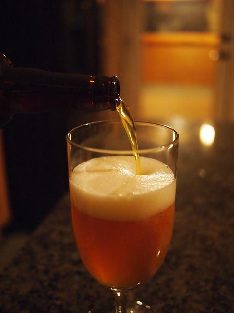 Bavarian-Styled Doppel Weizen - Lagunitas Brewing Company