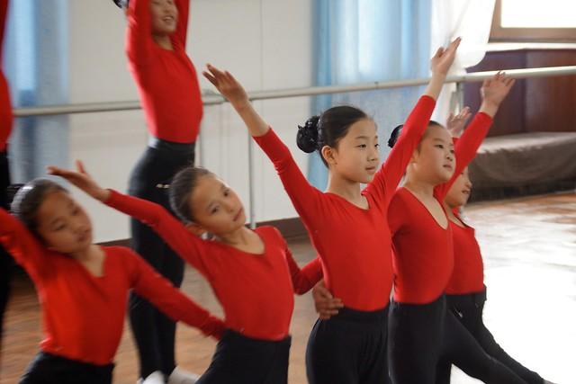 Mangyongdae Children's Palace North Korea