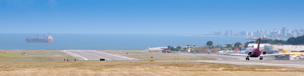 Aeropuerto Intl. Simón Bolívar by Román Emin