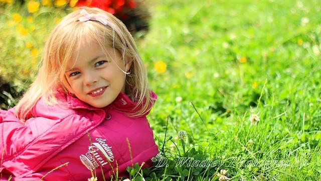 Kinder (Child) Portrait