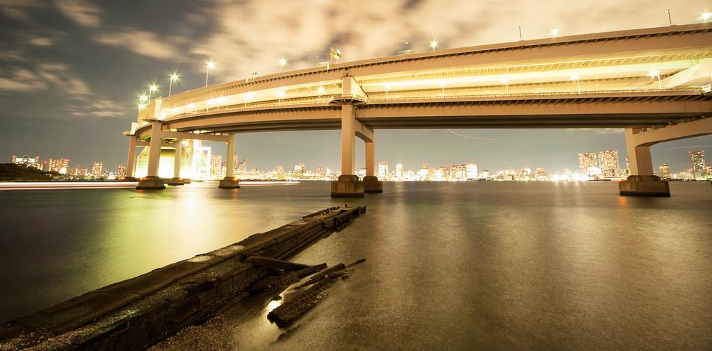 Tokyo Rainbow Bridge 1