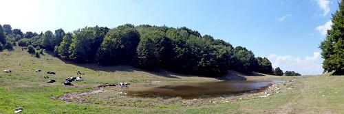 View of Due Pozze